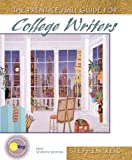 Prentice Hall Guide for College Writers, Brief, The (7th Edition) (0131931350) by Reid, Stephen