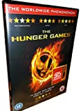 The Hunger Games [DVD] Free 3D Lenticular Bookmark Of Katniss, INCLUDED IN PACK
