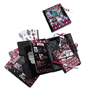 Monster High V1137 - Diario Monstruoso (Mattel)