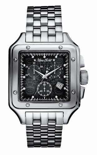 Marc Ecko E22537G1 Gents Chronograph Stainless Steel Bracelet Watch
