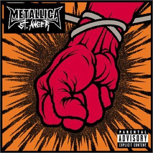 "Cover of ""St. Anger"""