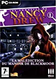 echange, troc Les Enquêtes de Nancy Drew : La Malédiction du Manoir de Blackmoor