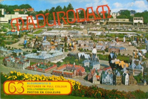 Madurodam (English, German, French, Italian)
