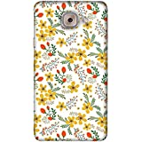 PrintVisa Designer Back Case Cover For Samsung Galaxy On Max (Yellow Green Orange Pink Lovely)