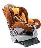 QERIDOO Sport-Wise Kinderautositz, 9-25 kg, giraffe