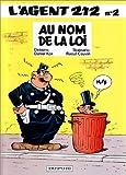 """Afficher """"L'Agent 212 n° 2 Au nom de la loi"""""""