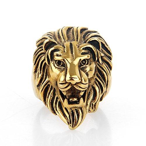 copaul-jewelry-punk-rock-mens-stainless-steel-ringslion-stylegold-colorsize10
