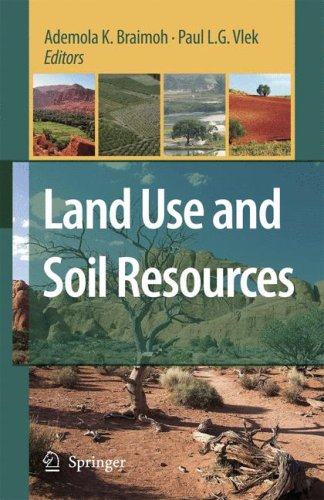 Land use and soil resources for Land and soil resources definition