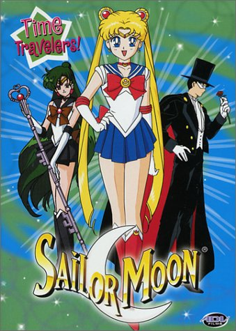 Sailor Moon: Time Travelers [DVD] [Region 1] [US Import] [NTSC]