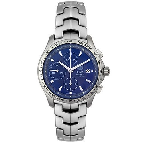 Tag Heuer Link Automatic Chronograph Price