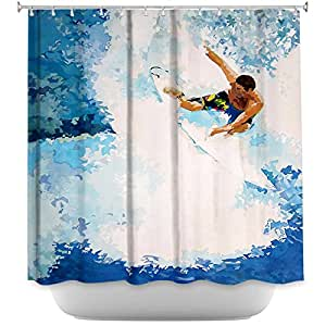 Dianoche Designs Shower Curtains By Martin Taylor Unique Cool Fun Funky Stylish