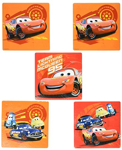 Disney Disney Cars Bath Tub Treads - 1