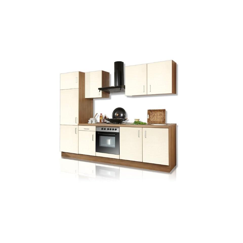 ROLLER Küchenblock MANDY Einbauküche Küchenzeile Küche on PopScreen | {Küchenzeile roller 11}