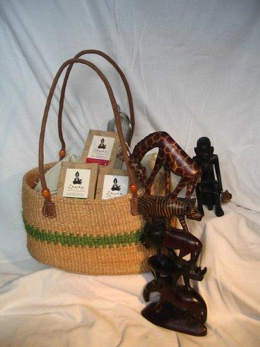 Black Heritage Gift Basket