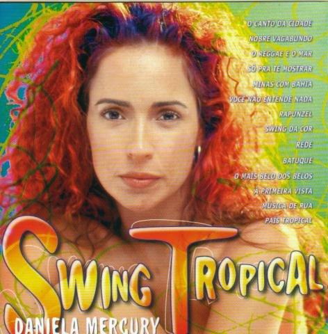 Daniela Mercury - Swing Tropical - Zortam Music