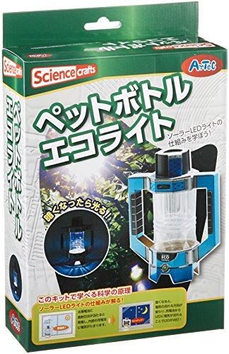 【科学工作】エネルギー ペットボトルエコライト(化粧箱)