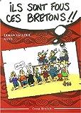 echange, troc Erwan Vallerie - Ils sont fous ces Bretons ! : Trousse de survie pour découvreur des Armoriques