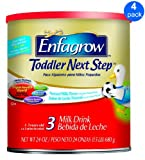 Enfagrow Premium Older Toddler Milk Drink Powder 4-Pack;24 Oz.Each