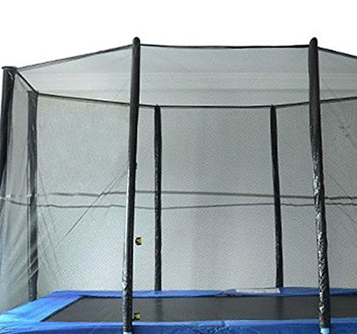 10-x-7-ft-Rectangle-Backyard-Trampoline-Enclosure-Safety-Net
