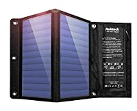 Nekteck Solar Charger with 2-Port USB Ch...