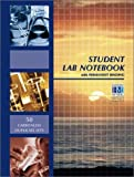 Student Lab Notebook: 50 Carbonless Duplicate