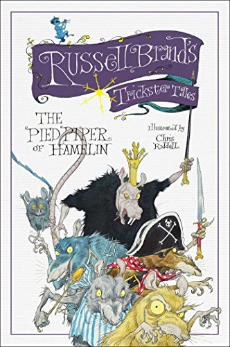 Russell Brand - The Pied Piper of Hamelin: Russell Brand's Trickster Tales