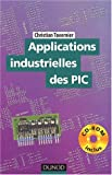 Applications industrielles des PIC (+ CD-Rom)