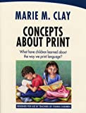 img - for Concepts About Print: What Have Children Learned About the Way We Print Language? book / textbook / text book