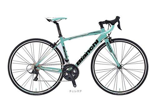 ビアンキ(BIANCHI) CYCLE 2017 VIA NIRONE-7 PRO(SORA 2x9s)ロードバイク チェレステ 44