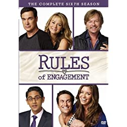 Rules of Engagement: The Complete Sixth Season