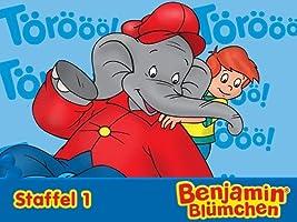 Benjamin Bl�mchen - Staffel 1