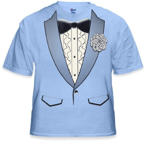 A classic laydown collar formal shirt appropriate with most tuxedo
