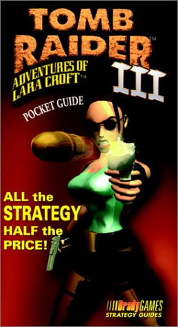 Image for Tomb Raider 3 Pocket Guide