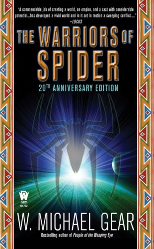 The Warriors of Spider (Spider, #1)