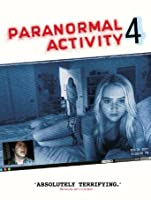 Paranormal Activity 4 - Rated [HD]