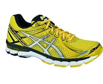 Asics GT-2000 2 Gentlemen yellow/black (Size: 49) running shoes women