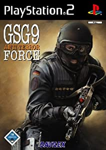 GSG9 Anti-Terror Force