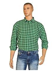 Accoy Men Checkered Casual Shirt 109F