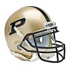 Buy NCAA Purdue Boilermakers Collectible Mini Helmet by Schutt