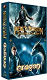 echange, troc Coffret 2 DVD : Percy Jackson, le voleur de foudre + Eragon