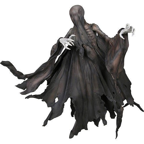 NECA Harry Potter Deathly Hallows Series 2 Action Figure Dementor by Other Manufacturer
