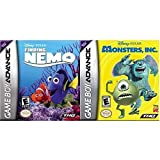Finding Nemo and Monsters Inc. [Double Pack]
