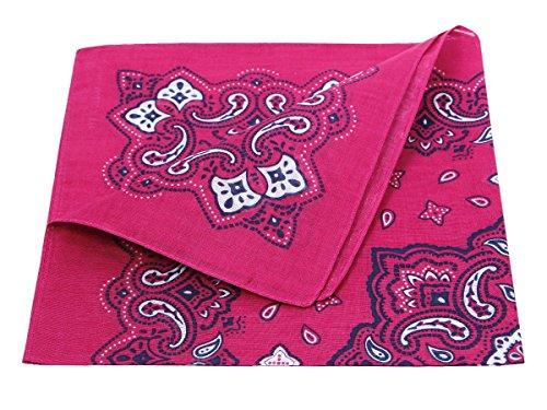 bandana-di-colori-e-motivi-diversi-ba-191-rosa-multifunzione-classica-foulard-scialle-collo-rocker-b