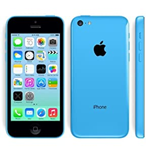 Apple iPhone 5c 16GB - Factory Unlocked - Blue