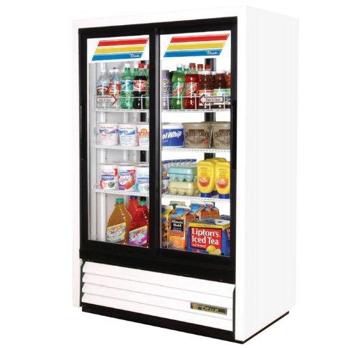 True Double Door Refrigerator front-469442