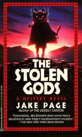 Stolen Gods, Page,Jake
