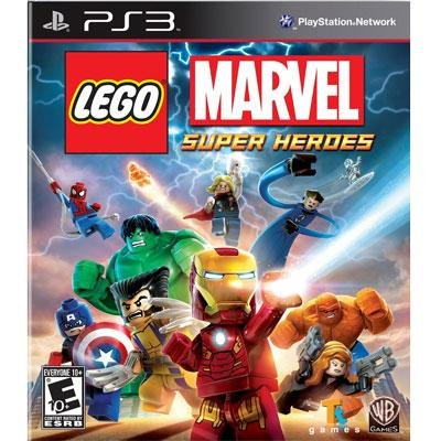 LEGO Marvel Super Heroes PS3 (Marvel Superheroes Lego Ps3 compare prices)