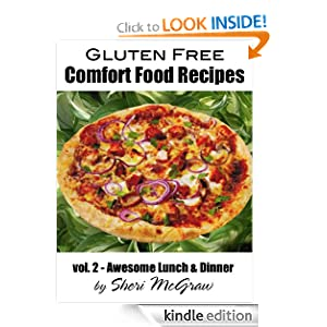 Kindle Daily Deal: Gluten Free Comfort Food Recipes