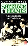 echange, troc Sir Arthur Conan Doyle - Les Aventures de Sherlock Holmes : Un scandale en Bohême