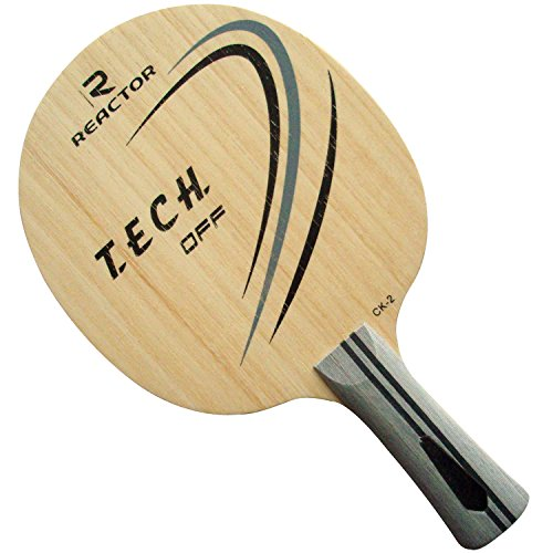 Reactor CK-2 Table Tennis Blade, Long(Shakehand)-FL